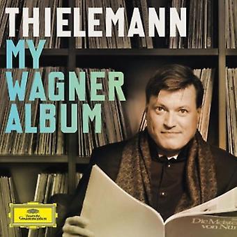 Christian Thielemann - Thielemann - My Wagner Album [CD] USA import