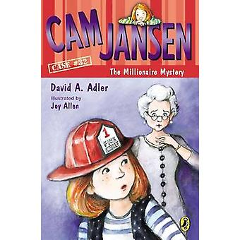 CAM Jansen and the Millionaire Mystery by David A Adler - Joy Allen -