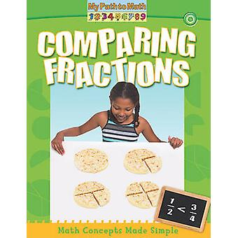 Comparing Fractions by Minta Berry - 9780778752646 Book
