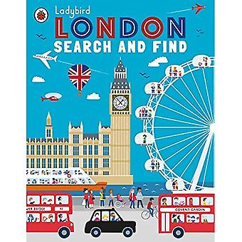 Ladybird London: Search and� Find