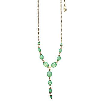 Pilgrim Ladies´ necklace :locket mint/gold (502441)