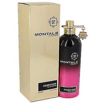 Montale Golden Sand By Montale Eau De Parfum Spray (unisex) 3.4 Oz (women) V728-542515