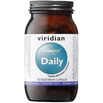 Viridian Synbiotic Daily VEG caps 90 (467)