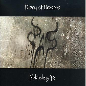Journal de rêves - importation USA Nekrolog 43 [CD]