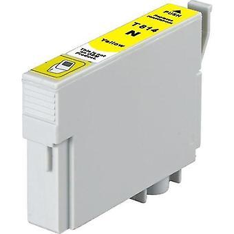 81N Yellow  Compatible Inkjet Cartridge