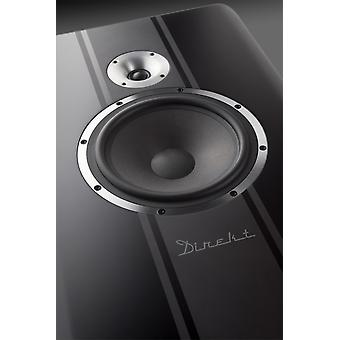 B goods direct Heco, high end 2-way speaker black 1 pair