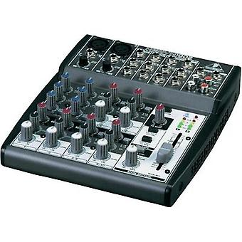 Mixing console Behringer BEHRINGER MISCHPULT XENYX 1002 No. of channels:10