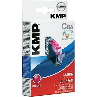 KMP Ink replaced Canon CLI-526 Compatible Magenta