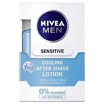 Nivea Locion After Shave Sensitive Cool 100 Ml (Hombre , Afeitado , After shaves)