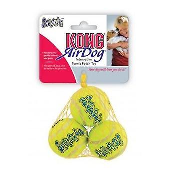 Kong AirDog Squeaker Balls XSmall (3)