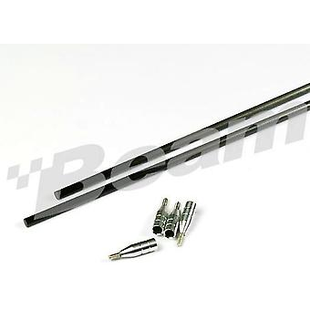 Tail Control Rod Set: E4