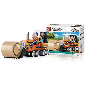 Sluban Building Blocks Town Series Harvester