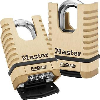 Masterlock Brass body and Bow With Pro