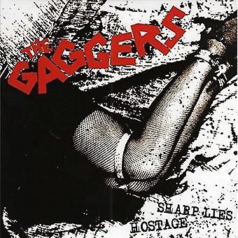 Gaggers - skarpe ligger s/h gidsel [Vinyl] USA importerer