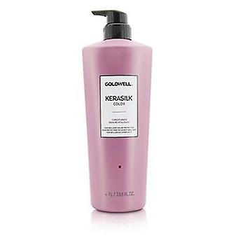 Goldwell Kerasilk Color Conditioner (For Color-Treated Hair) - 1000ml/33.8oz