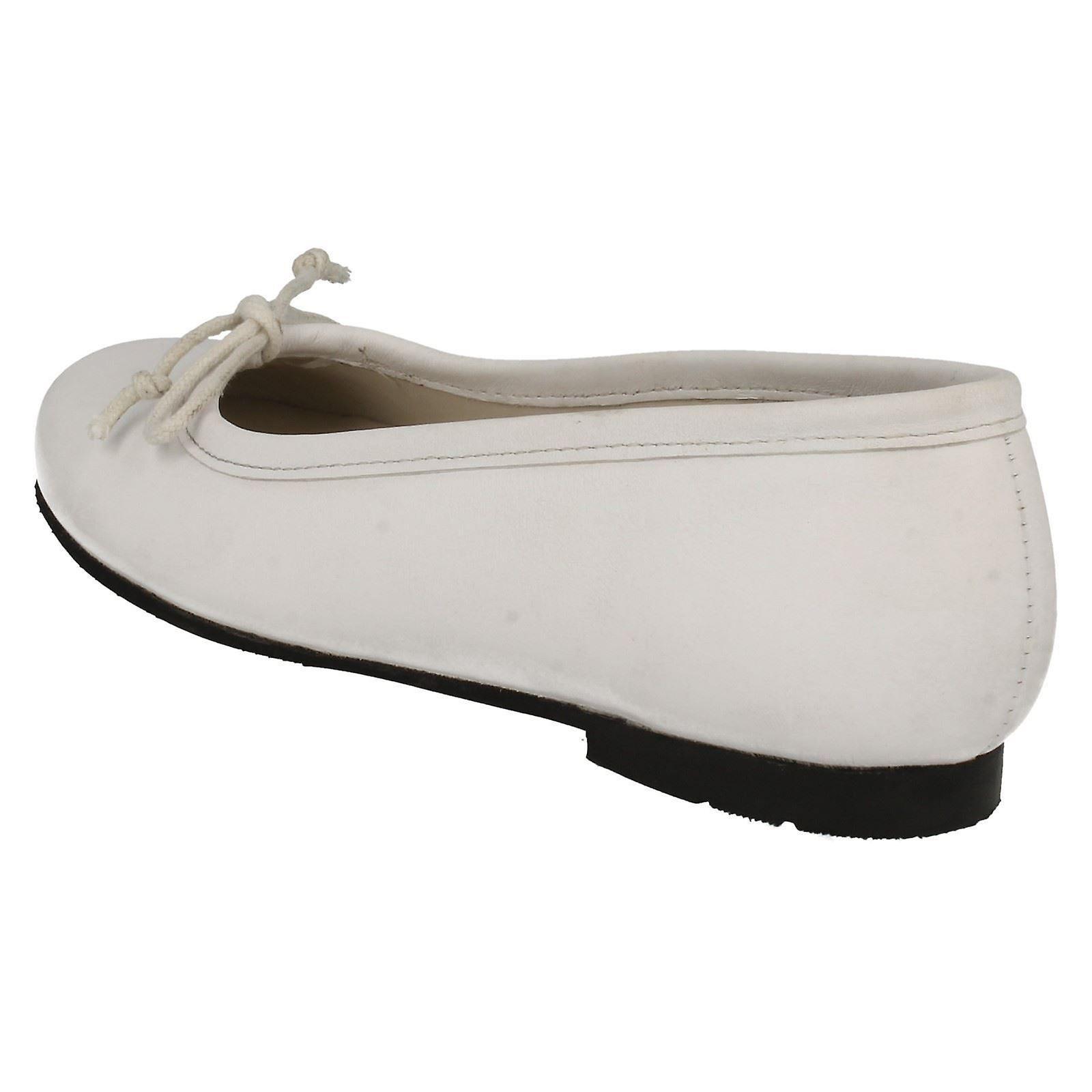 Girls Startrite Ballerina Style Shoes Francesca