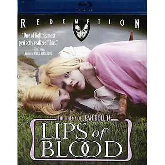 Lips of Blood [BLU-RAY] USA import