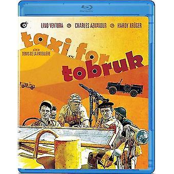 Taxi do Tobruku (1960) [BLU-RAY] USA import