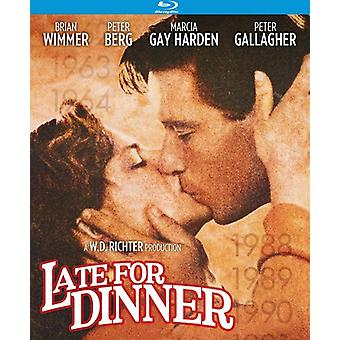 Late for Dinner (1991) [BLU-RAY] USA import