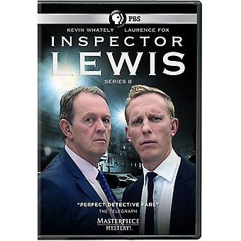 Masterpiece Mystery: Inspector Lewis 8 [DVD] USA import