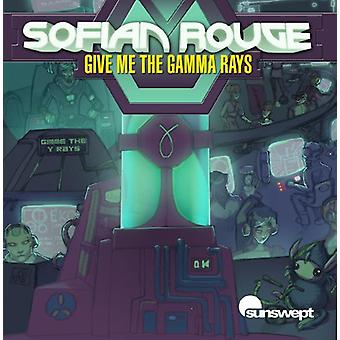 Sofian Rouge - daj mi importu USA Promienie Gamma [CD]