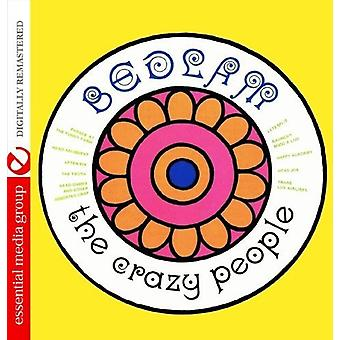 Crazy People - Bedlam (Johnny Kitchen Presents the Crazy People) [CD] USA import