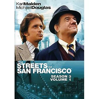 Streets of San Francisco: Vol. 1-Season 3 [DVD] USA import