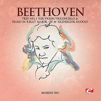 L.V. Beethoven - Beethoven: Trio No. 7 for Violin, Violoncello & Piano in B-Flat Major, Op. 97 'Erzherzog Rudolf' [CD] USA import