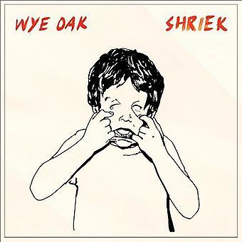 Wye Oak - Shriek [CD] USA import