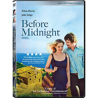 Before Midnight [DVD] USA import
