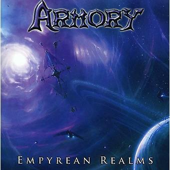 Armory - Empyrean rijken [CD] USA importeren
