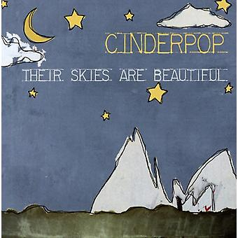 Cinderpop - Their Skies Are Beautiful [CD] USA import
