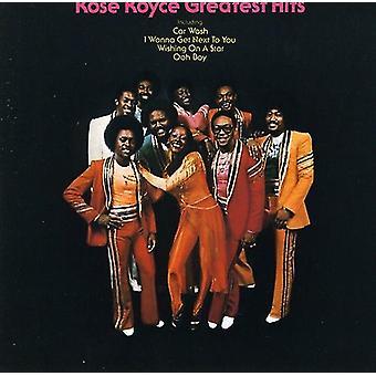 Steg Royce - Greatest Hits CD] USA importerer
