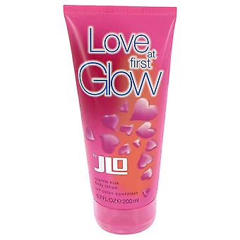 Jennifer Lopez Women Love At First Glow Body Lotion By Jennifer Lopez