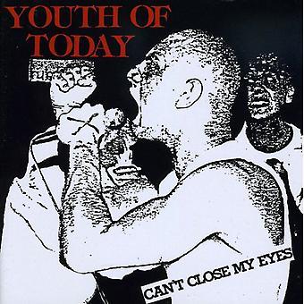 Unge af i dag - ikke tæt My Eyes [CD] USA import