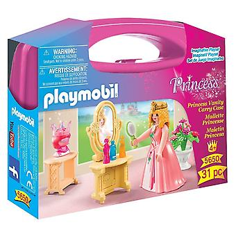 Playmobil princesa vaidade carreg a caixa - pequeno
