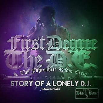 Første grad af D.E. & Fahrenheit - historien om en ensom DJ [CD] USA importerer