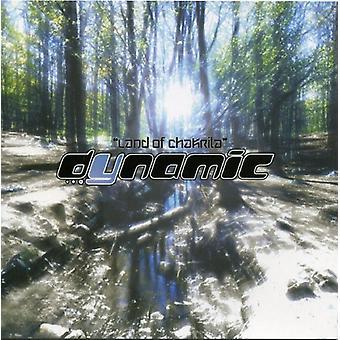 Dynamisk - jord af Chakri-La [CD] USA import