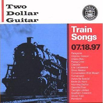 To Dollar Guitar - toget sange [CD] USA importerer