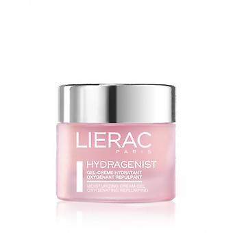 Lierac Hydragenist Gel-Moisturizing Cream Normal To A Mixed Skin 50 ml - Jar