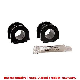 Energy Suspension Sway Bar Bushing Set 16.5104G Black Front Fits:ACURA 1994 - 2