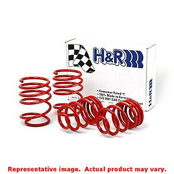 H&R Springs - Sport Springs 29484 FITS:BMW 1999-2005 323CI w/ Sport Suspension;