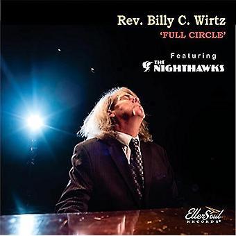 Billy Wirtz - Full Circle [CD] USA import