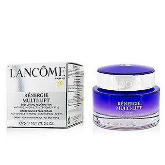 Lancome Renergie Multi-Lift Redefining Lifting Cream SPF15 (For All Skin Types) - 75ml/2.5oz