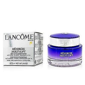 Lancome Renergie multi-Lift redefiniendo Lifting crema SPF15 (para todo tipo de piel) - 75 ml / 2.5 oz