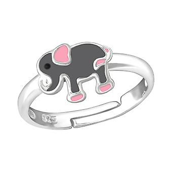 Elephant - 925 Sterling Silver Rings