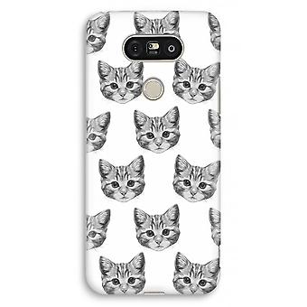 LG G5 Full Print Case - Kitten