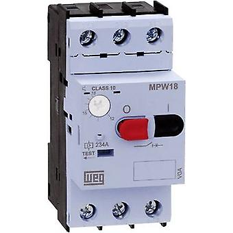 Overload relay adjustable 1.6 A WEG