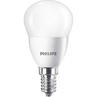 Philips Lighting LED E14 Droplet 5.5 W = 40 W Cool white (Ø x L) 45 mm x 88 mm EEC: A+ 1 pc(s)