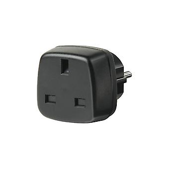 Brennenstu Travel Adapter GB/earthed